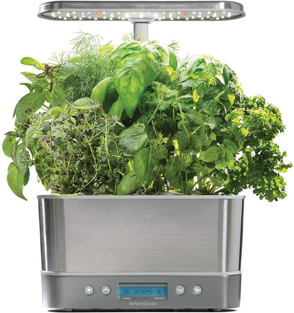 The 3 Best Indoor Hydroponic Gardening Systems For Food - AeroGarden